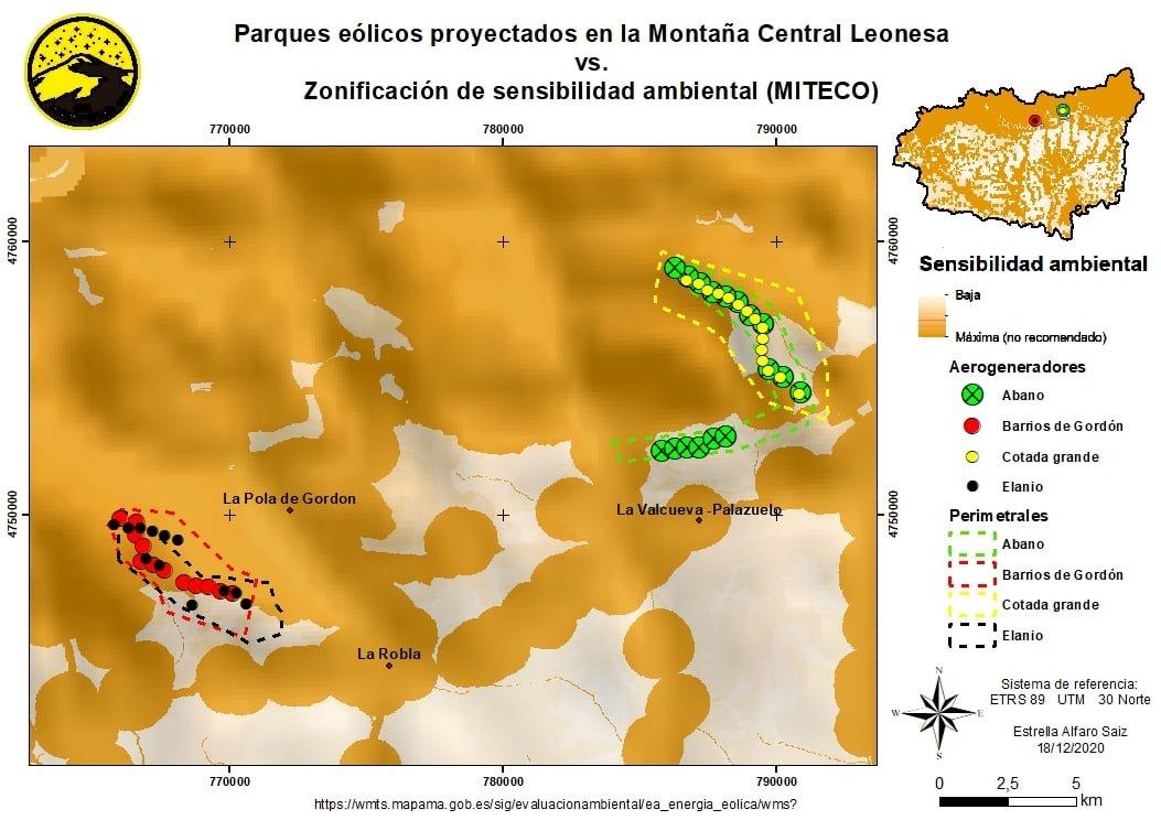 Mapa Zonificación